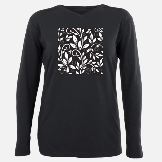 Elegant Leaves T-Shirt