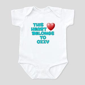 This Heart: Ozzy (E) Infant Bodysuit