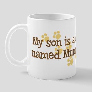 Son named Mummy Mug