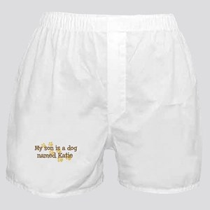 Son named Katie Boxer Shorts