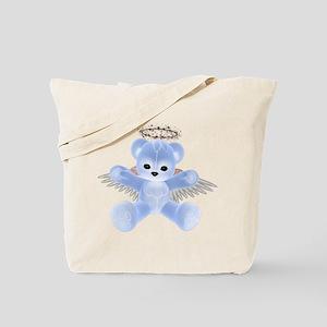 BLUE ANGEL BEAR Tote Bag