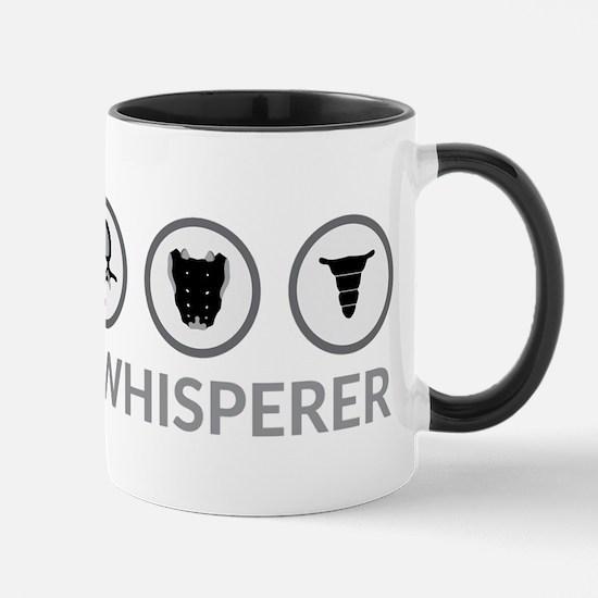 The Spine Whisperer Mugs