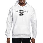 USS MENHADEN Hooded Sweatshirt