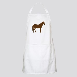 Brown Horse Light Apron