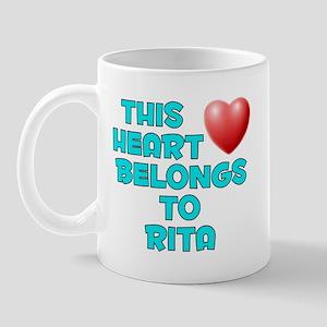 This Heart: Rita (E) Mug