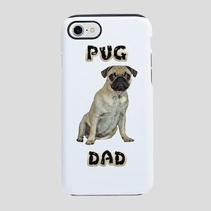 Pug Dad iPhone 8/7 Tough Case