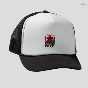 CANADIAN PROUD Kids Trucker hat