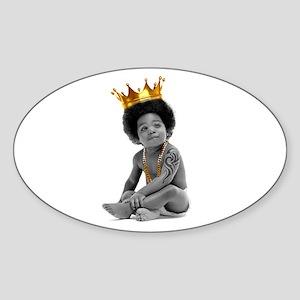 King Baby Biggie Sticker