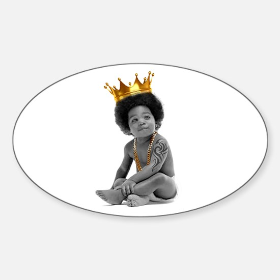 King Baby Biggie Decal