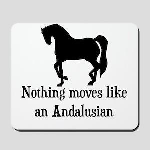 Moves Like An Andalusian Mousepad