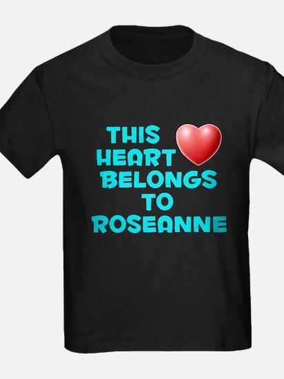 This Heart: Roseanne (E) T