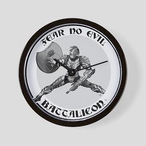 Battalicon Wall Clock