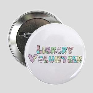 """Volunteer Patchwork 2.25"""" Button"""