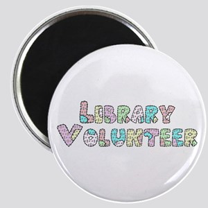 Volunteer Patchwork Magnet