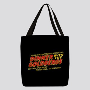 Dinner With The Goldbergs Horro Polyester Tote Bag