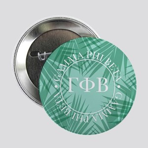 """Gamma Phi Beta Leaves 2.25"""" Button (10 pack)"""