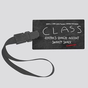 Barry CLASS The Goldbergs Large Luggage Tag