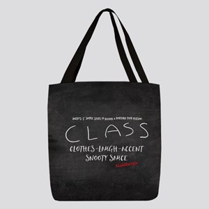 Barry CLASS The Goldbergs Polyester Tote Bag
