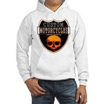 CUSTOM MOTORCYCLES Hooded Sweatshirt