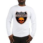 CUSTOM MOTORCYCLES Long Sleeve T-Shirt