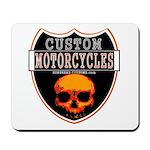 CUSTOM MOTORCYCLES Mousepad