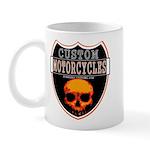 CUSTOM MOTORCYCLES Mug