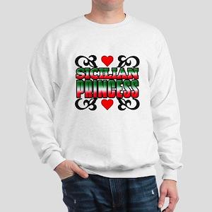 Sicilian Princess Sweatshirt