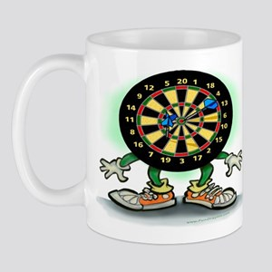 Darts Card Mugs