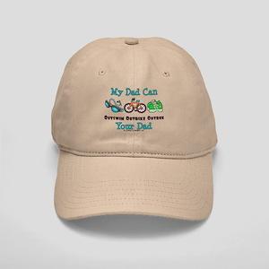 Dad Triathlete Triathlon Cap