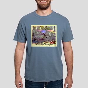 Massage Therapist / Water Lily T-Shirt
