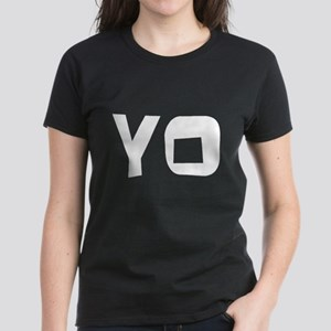 Yo Women's Dark T-Shirt
