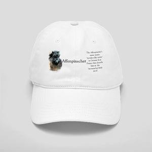 Affenpinscher Profile Cap