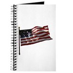 Flag waver and proud of it! Journal