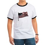 Flag waver and proud of it! Ringer T