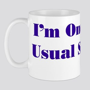 Usual Suspects 2 Mug