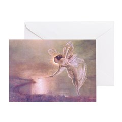 Fairy Wand - Birthday Card