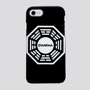 Lost Dharma iPhone 8/7 Tough Case