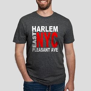 east harlem nyc(blk) T-Shirt