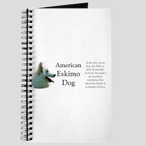 Eskimo Profile Journal