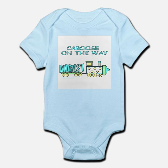 DUE IN AUGUST Infant Bodysuit
