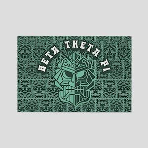 Beta Theta Pi Beach Rectangle Magnet