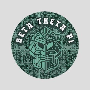 """Beta Theta Pi Beach 3.5"""" Button"""