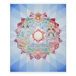 2nd Chakra Mandala Poster