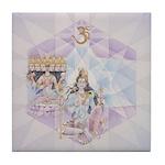 Sixth Chakra Tile
