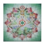 Fourth Chakra Tile
