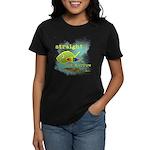 Straight But Not Narrow Women's Dark T-Shirt