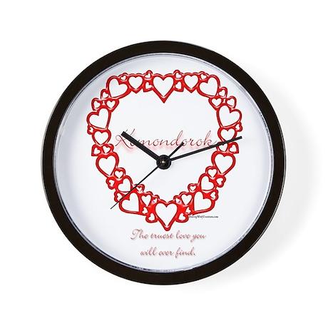 Komondor True Wall Clock