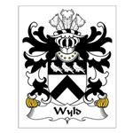 Wyld Family Crest Small Poster