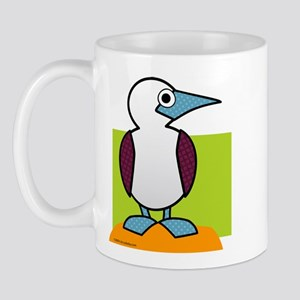 Blue Footed Booby Mug