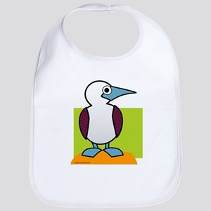 Blue Footed Booby Bib